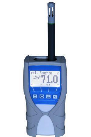 RH1, Thermohygrometer, Datenlogger